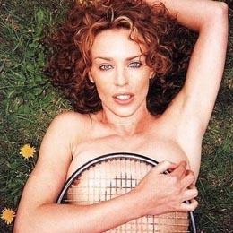 Kylie Minogue nahá