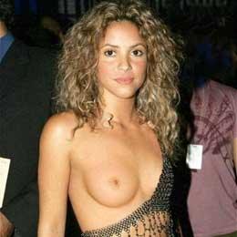 Shakira nahá