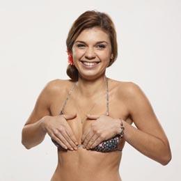 Denisa Pfauserová nahá