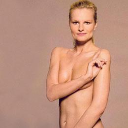 Iva Pazderková nahá
