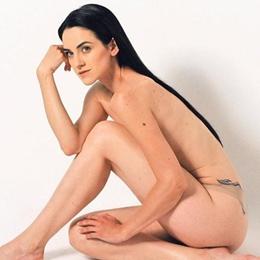 Libuše Vojtková nahá