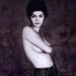 Audrey Tautou nahá