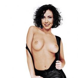 Anastasia Zampounidis nahá