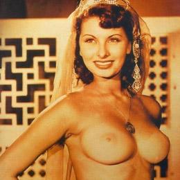 Sophia Loren nahá