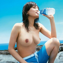 Haruka Ayase nahá