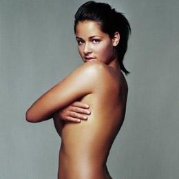 Ana Ivanovic nahá