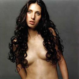 Anastasia Miskina nahá