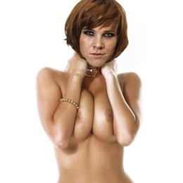 Natalya Rudakova nahá