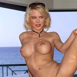 Nicole Kidman nahá