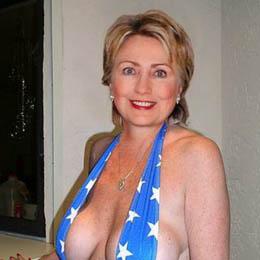 Hillary Clinton nahá