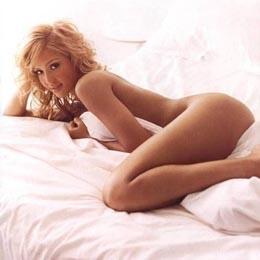 Jessica Alba nahá