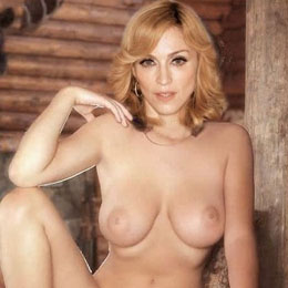Madonna nahá