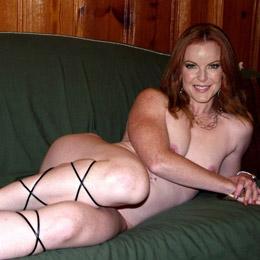 Marcia Cross nahá