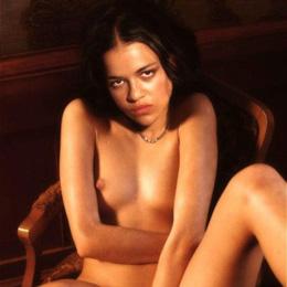 Michelle Rodriguez nahá