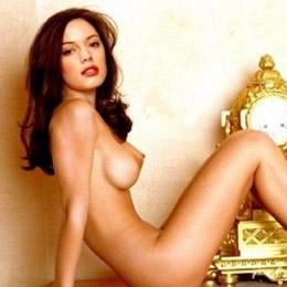 Rose McGowan nahá