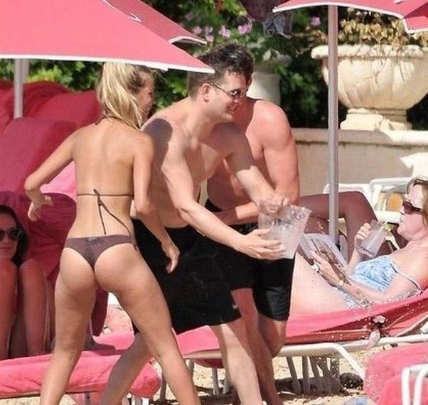 Luisana Lopilato nahá. Foto - 28