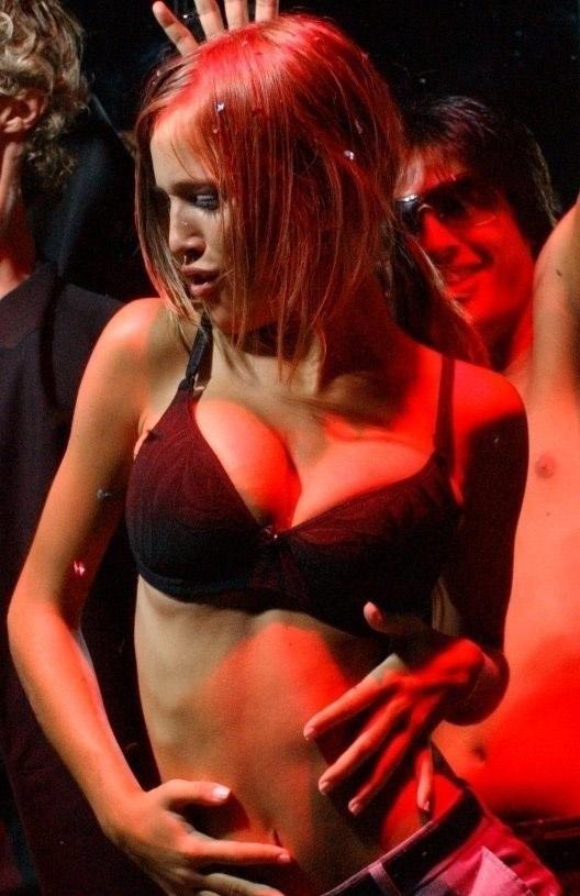 Luisana Lopilato nahá. Foto - 30