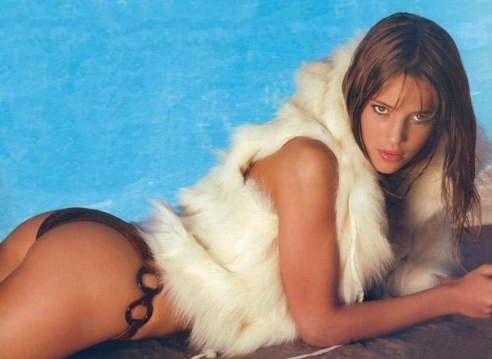 Luisana Lopilato nahá. Foto - 34