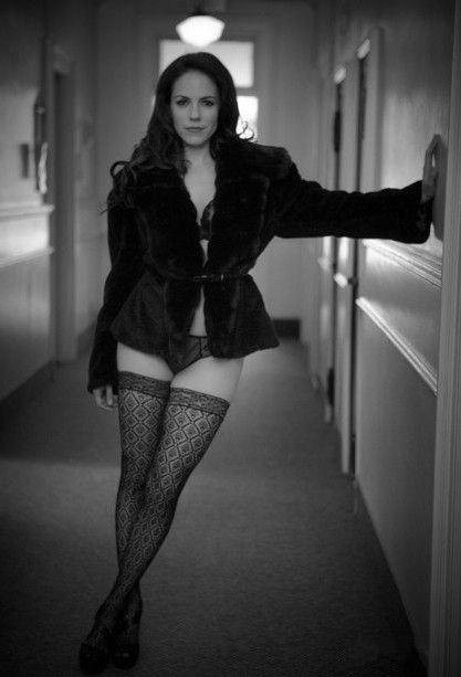 Anna Silk nahá. Foto - 5