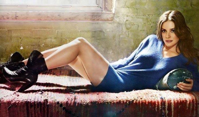 Evangeline Lilly nahá. Foto - 11
