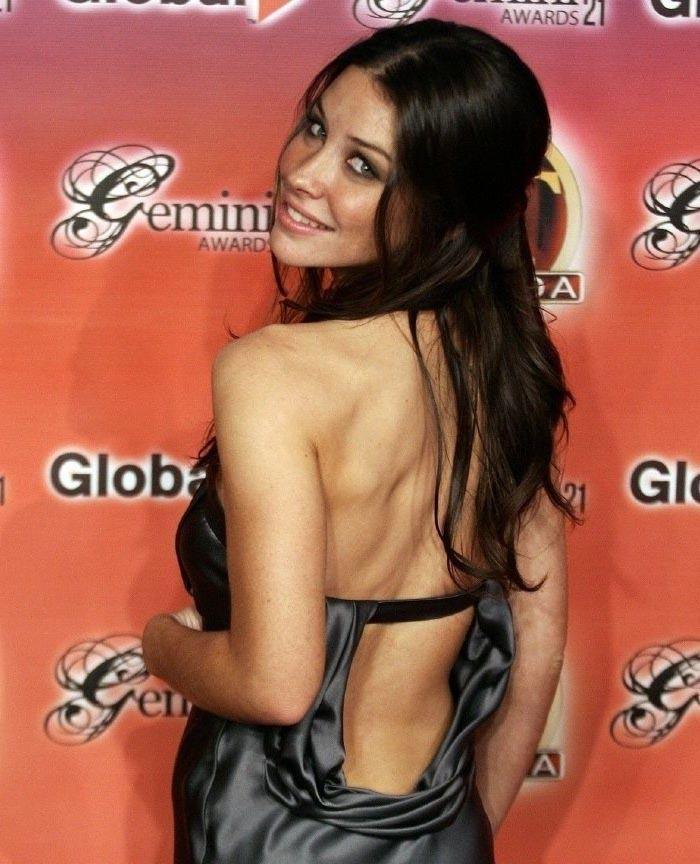 Evangeline Lilly nahá. Foto - 12