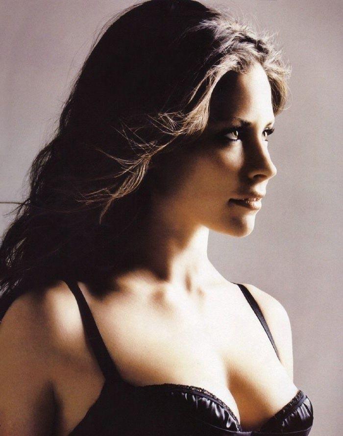 Evangeline Lilly nahá. Foto - 8