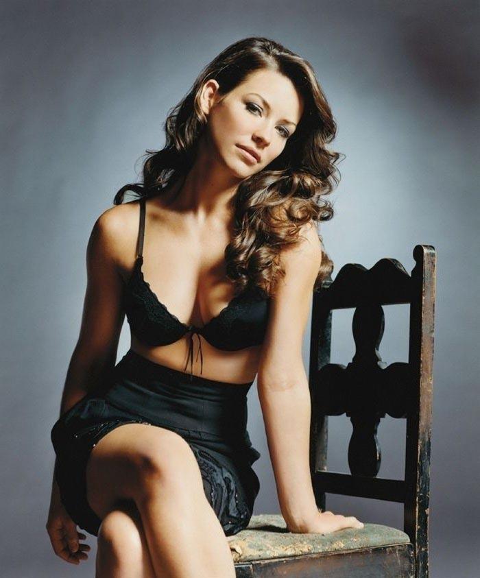 Evangeline Lilly nahá. Foto - 9