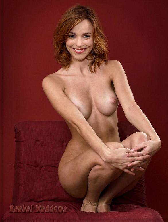 Rachel McAdams nahá. Foto - 4