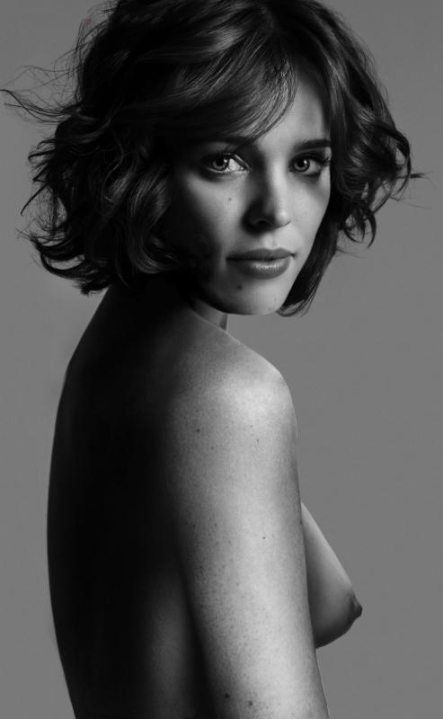 Rachel McAdams nahá. Foto - 68