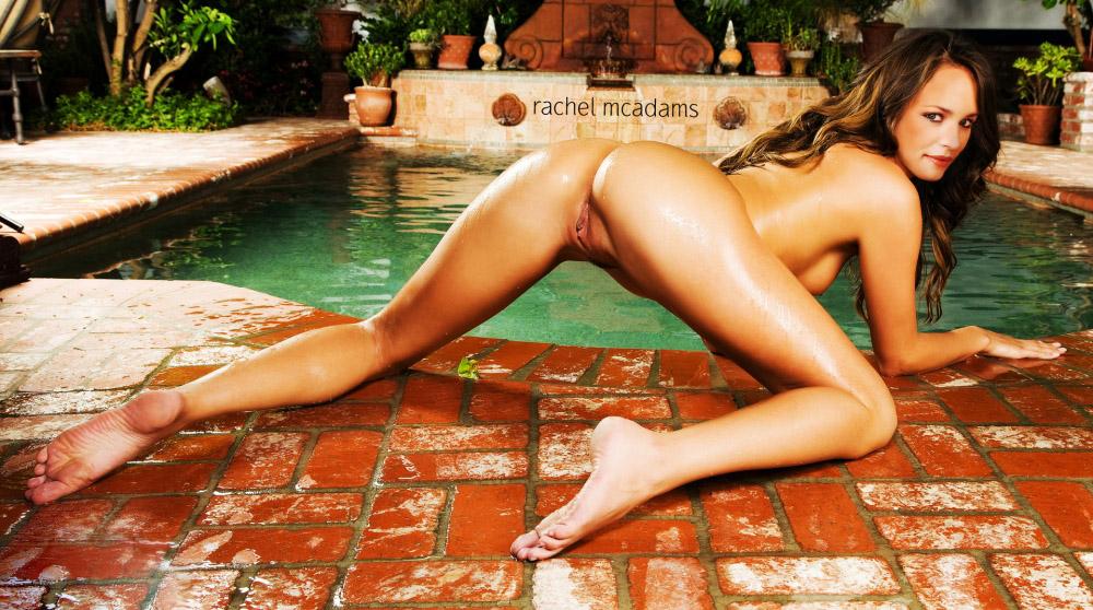 Rachel McAdams nahá. Foto - 72