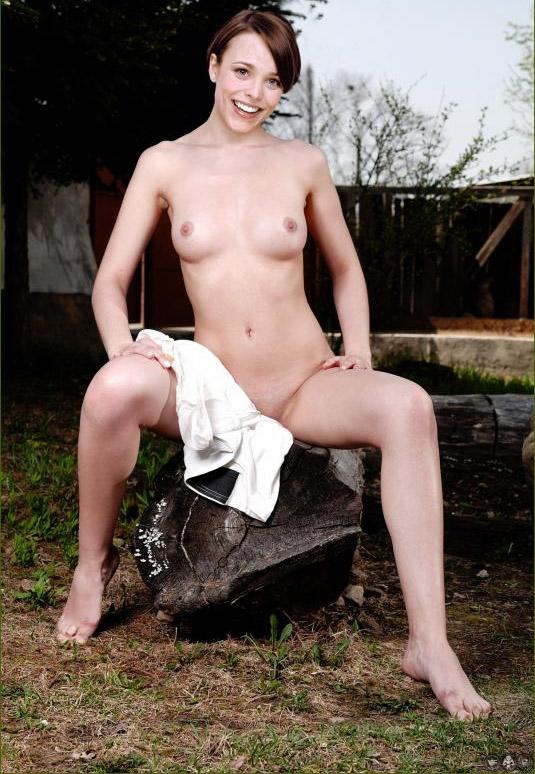Rachel McAdams nahá. Foto - 73