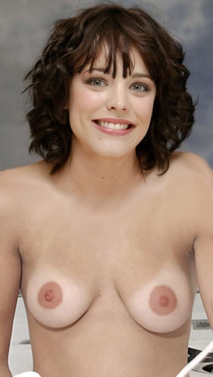 Rachel McAdams nahá. Foto - 76