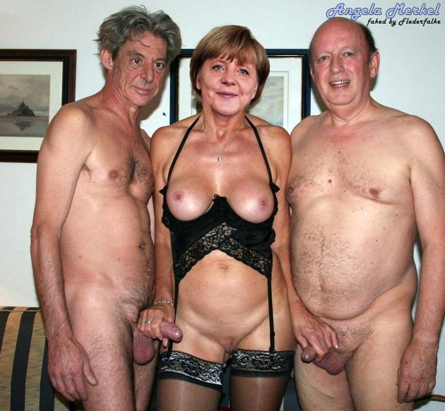 Porn merkel German ambassador