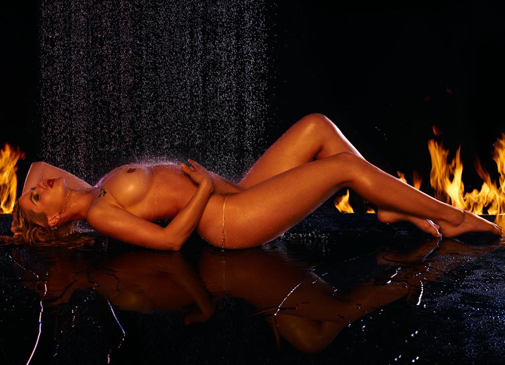 Heger  nackt Angelina Angelina Heger