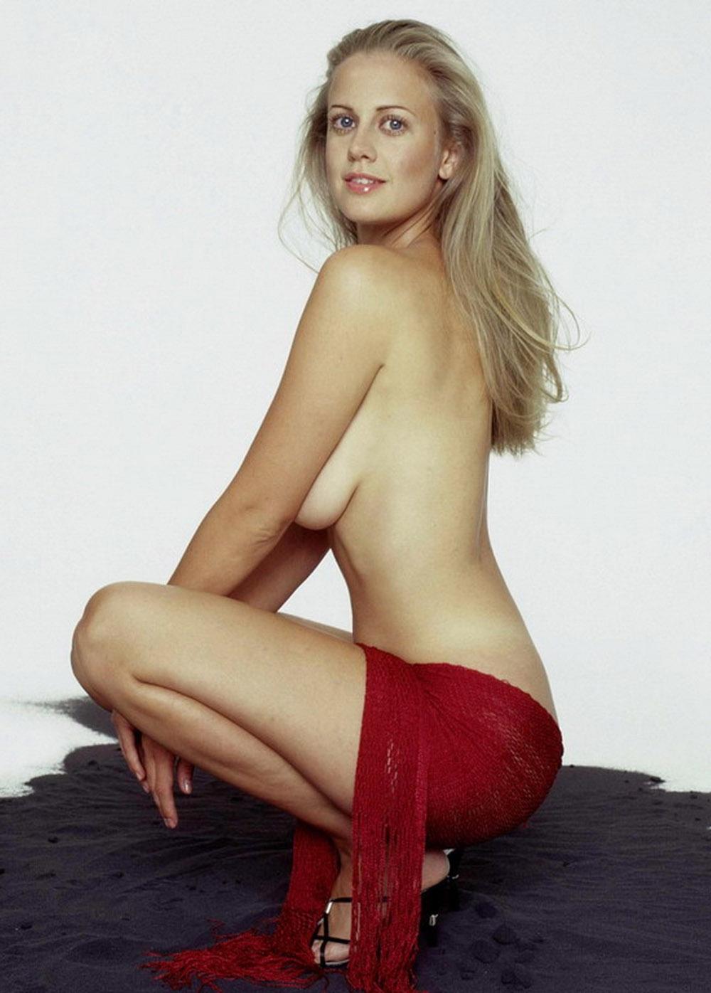 Nude schöneberger Barbara Schoeneberger