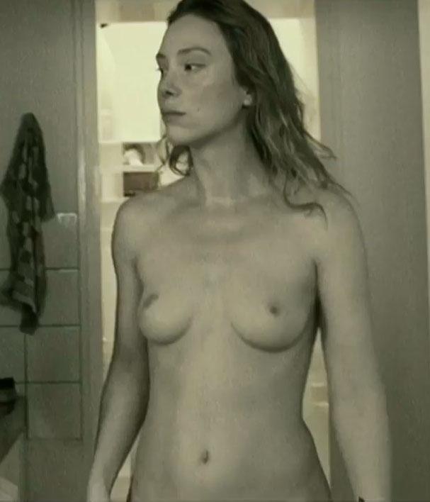 Franziska Petri nahá. Foto - 3