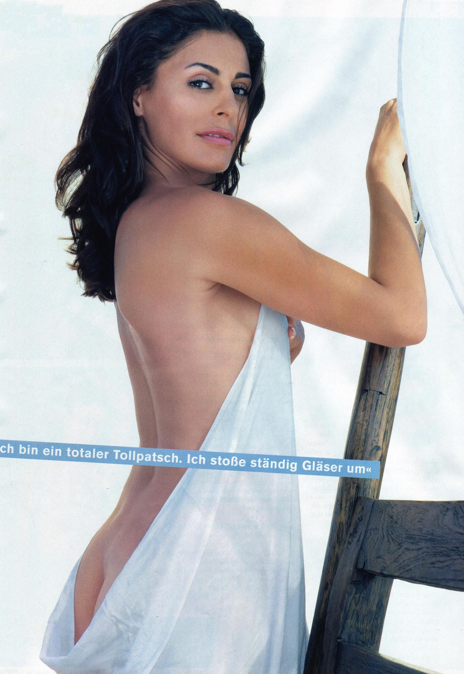 Darya klishina topless