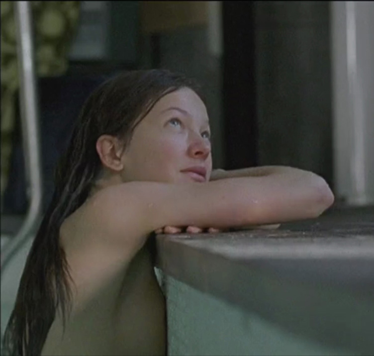 Hannah Herzsprung nahá. Foto - 5