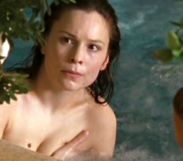 Mina Tander nude. Photo - 8