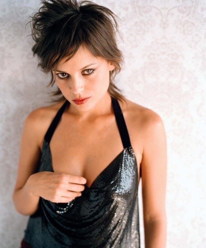 Elena Anaya nahá. Foto - 19