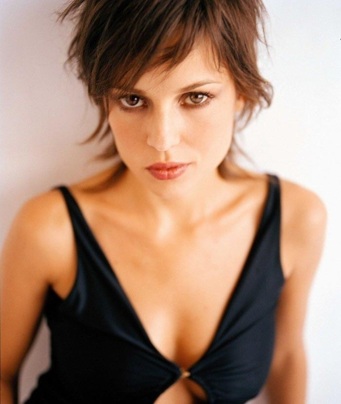 Elena Anaya nahá. Foto - 20