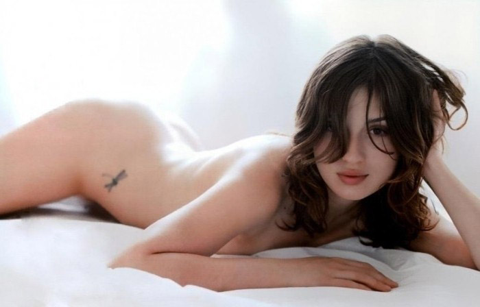 María Valverde nahá. Foto - 14