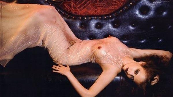 Eva Green nahá. Foto - 1