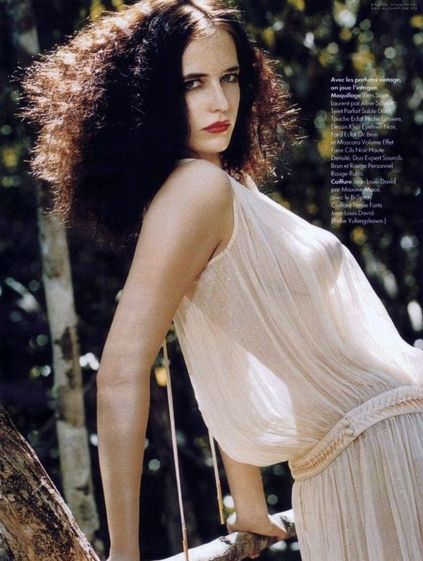 Eva Green nahá. Foto - 18