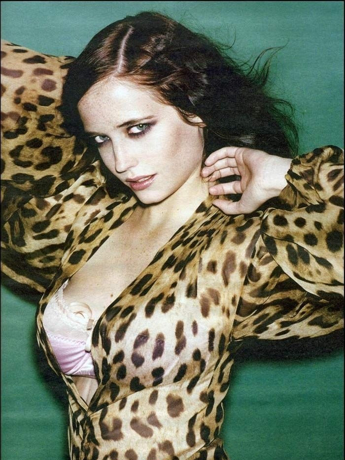 Eva Green nahá. Foto - 21