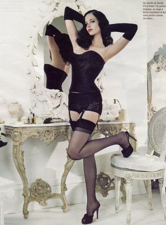 Eva Green nahá. Foto - 8