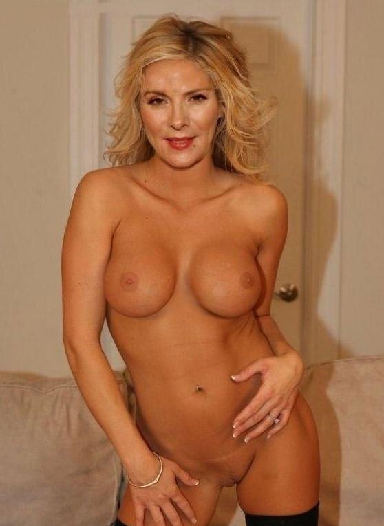 Kim Cattrall nahá. Foto - 1