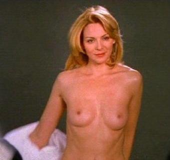 Kim Cattrall nahá. Foto - 23