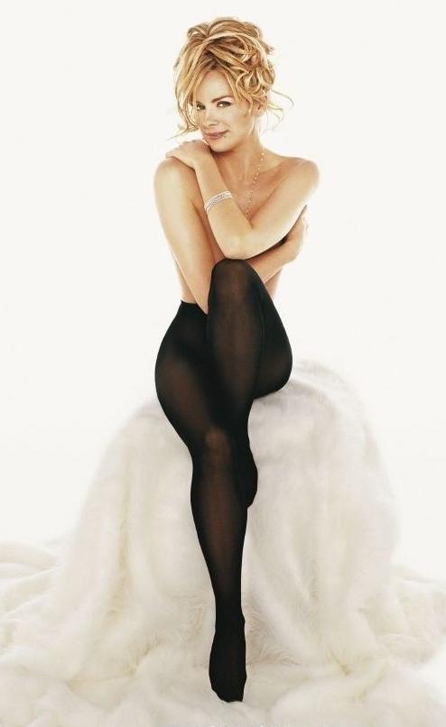Kim Cattrall nahá. Foto - 24