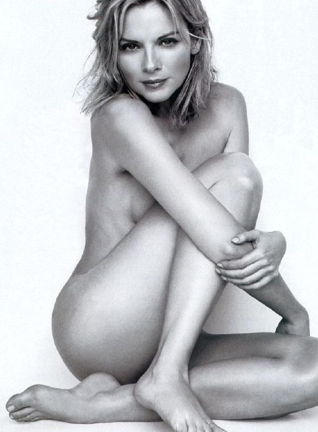 Kim Cattrall nahá. Foto - 31